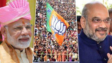 Polls Of Poll: महाराष्ट्र और हरियाणा में फिर बीजेपी की वापसी का अनुमान, कांग्रेस समेत पूरे विपक्ष का हो सकता है सूपड़ा साफ