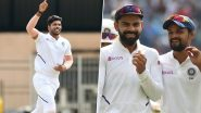 India vs South Africa 3rd Test Match 2019 Day-4 Live Score Updates: सचिन तेंदुलकर ने टीम इंडिया को दी बधाई