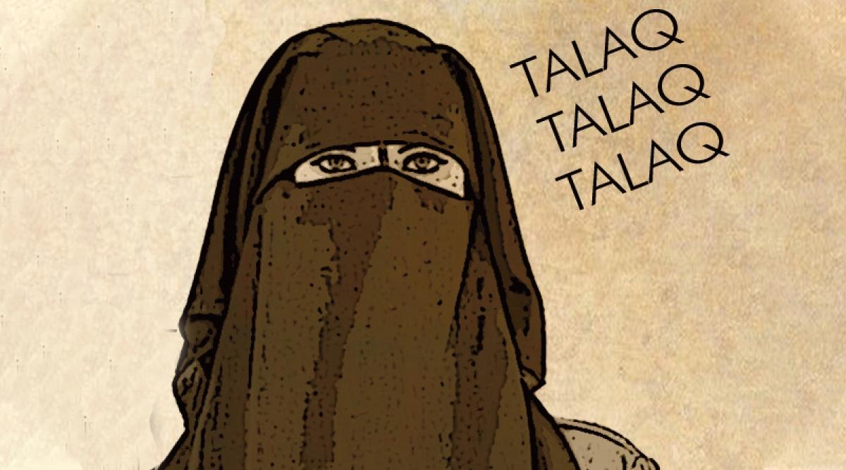 ट्रिपल तलाक कानून की वैधता को मुस्लिम पर्सनल लॉ बोर्ड ने दी चुनौती, सुप्रीम कोर्ट में दायर की याचिका