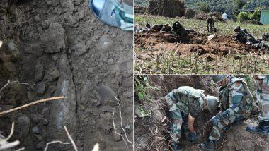 जम्मू-कश्मीर: पाकिस्तान के नापाक मंसूबों इंडियन आर्मी ने फेरा पानी, पुंछ में 3 जिंदा मोर्टार शेल को किया डिफ्यूज