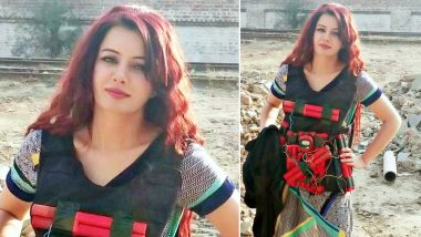 पाकिस्तान की साइको सिंगर रबी पीरजादा बनी फिदायीन हमलावर, पीएम मोदी को लेकर कही ये बात