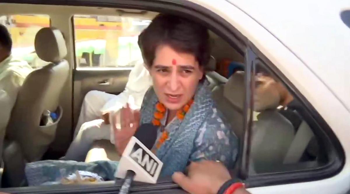 कोरोना को लेकर लॉकडाउन भारत: दिल्ली से पलायन करने वाले मजदूरों को लेकर फिर से सरकार पर भड़की प्रियंका गांधी, ट्वीट कर मदद करने की कही बात