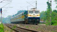 Cyclone Gulab: चक्रवाती तूफान 'गुलाब' के चलते दक्षिण मध्य रेलवे ने 12 ट्रेनों को किया रद्द
