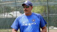 जब-जब गेंदबाजों को लगते हैं चौके ड्रेसिंग रूम में चिल्ला उठते हैं कोच Ravi Shastri, भरत अरुण ने किया बड़ा खुलासा