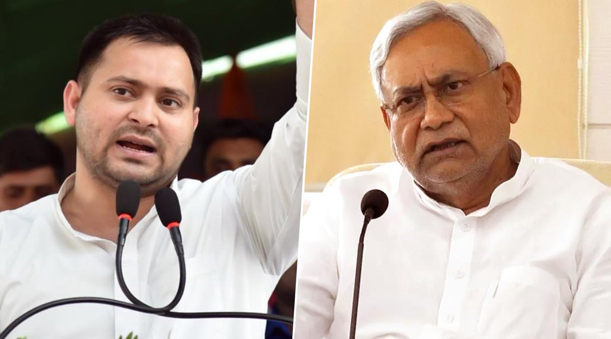 बिहार: तेजस्वी यादव का आरोप- सामाजिक ताने-बाने को खत्म कर रही नीतीश सरकार
