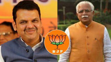 विधानसभा चुनाव 2019: महाराष्ट्र में फिर बनेगी बीजेपी-शिवसेना गठबंधन की सरकार, हरियाणा में किसी को बहुमत नहीं