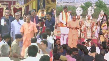 अयोध्या में बोले सीएम योगी, राम मंदिर पर अदालत का जो भी फैसला आए, उसे सभी को मानना चाहिए