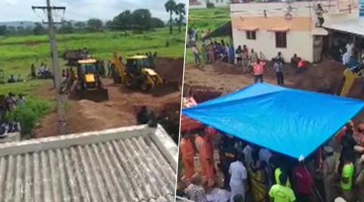 तमिलनाडु: 25 फीट गहरे बोरवेल में फसें बच्चे को अभी तक नहीं निकाल सकी बचाव दल, दूसरे दिन भी प्रयास जारी