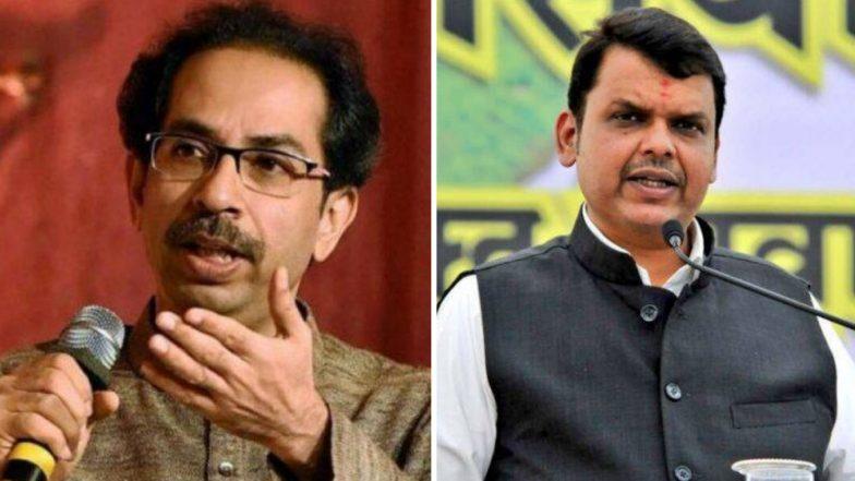 महाराष्ट्र: देवेंद्रफडणवीस ने कहा-जल्द बनेगी राज्य में सरकार, शिवसेना प्रमुख उद्धव ठाकरे ने दिया ये जवाब