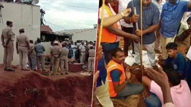 तमिलनाडु: बोरवेल में गिरे 2 साल के मासूम सुजीत विल्सन को बचाने के लिए रेस्क्यू ऑपरेशन जारी