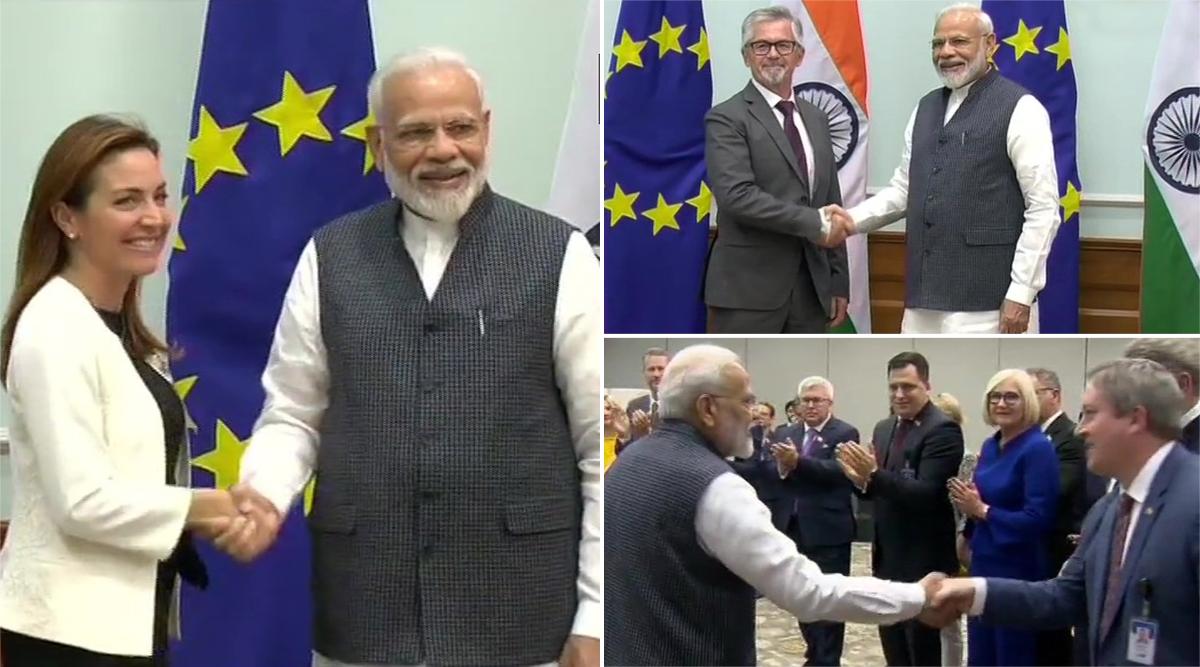 कश्मीर: EU सांसदों का भी पाक को झटका, कहा-370 भारत का आतंरिक मसला, घाटी की अवाम  शांति और विकास चाहती हैं