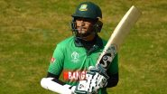शाकिब अल हसन की बढ़ सकती हैं मुसीबतें, लगाया जा सकता है 4 मैचों का बैन