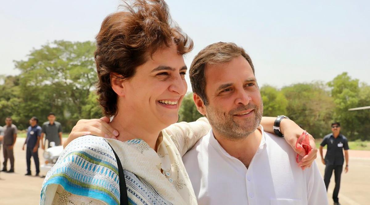 Bhai Dooj 2019: प्रियंका गांधी ने भैया दूज पर तस्वीरें शेयर कर कहा- 'लव यू राहुल गांधी'