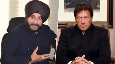 करतारपुर कॉरिडोर उद्घाटन समारोह: पाकिस्तान के पीएम इमरान खान ने नवजोत सिंह सिद्धू को भेजा न्योता