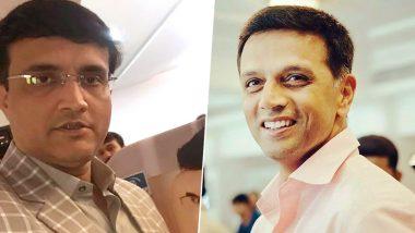 राहुल द्रविड़ और सौरव गांगुली की जोड़ी फिर मचाएगी धमाल, अहम बैठक में तय हुई भविष्य की रणनीति
