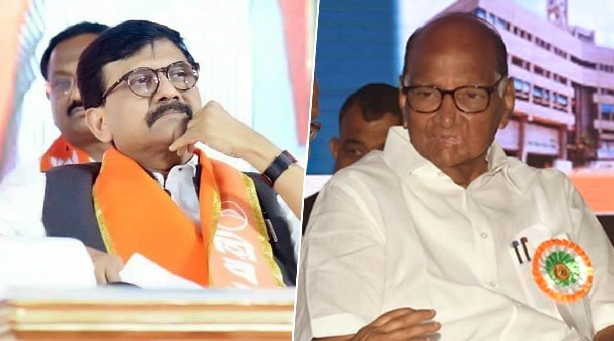 महाराष्ट्र सरकार गठन: तमाम अटकलों के बीच संजय राउत ने एनसीपी प्रमुख शरद पवार से की मुलाकात
