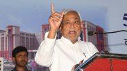 Bihar Assembly Election 2020: सीएम के तौर पर नीतीश कुमार 30.9 प्रतिशत लोगों की पसंद: सर्वे