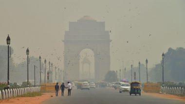 सर्दी से पहले फिर जहरीली हुई दिल्ली की हवा, प्रदूषण के बढ़ने से कई इलाकों में छाया स्मॉग