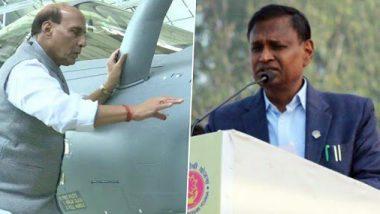 कांग्रेस नेता उदित राज ने राजनाथ सिंह पर कसा तंज, कहा-नींबू-मिर्च से रक्षा करनी है तो राफेल खरीदा ही क्यों?