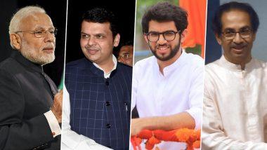 महाराष्ट्र विधानसभा चुनाव 2019: अगर इतनी सीट मिली तो शिवसेना छोड़ सकती है बीजेपी का साथ, सीएम बनाने की करेगी कोशिश