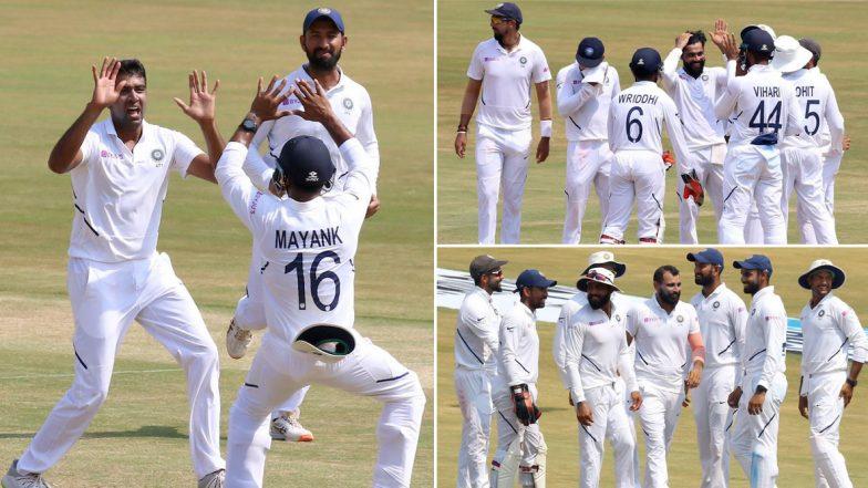 IND vs SA 1st Test Match 2019: विशाखापट्टनम में टीम इंडिया ने दक्षिण अफ्रीका को 203 रन से हराया