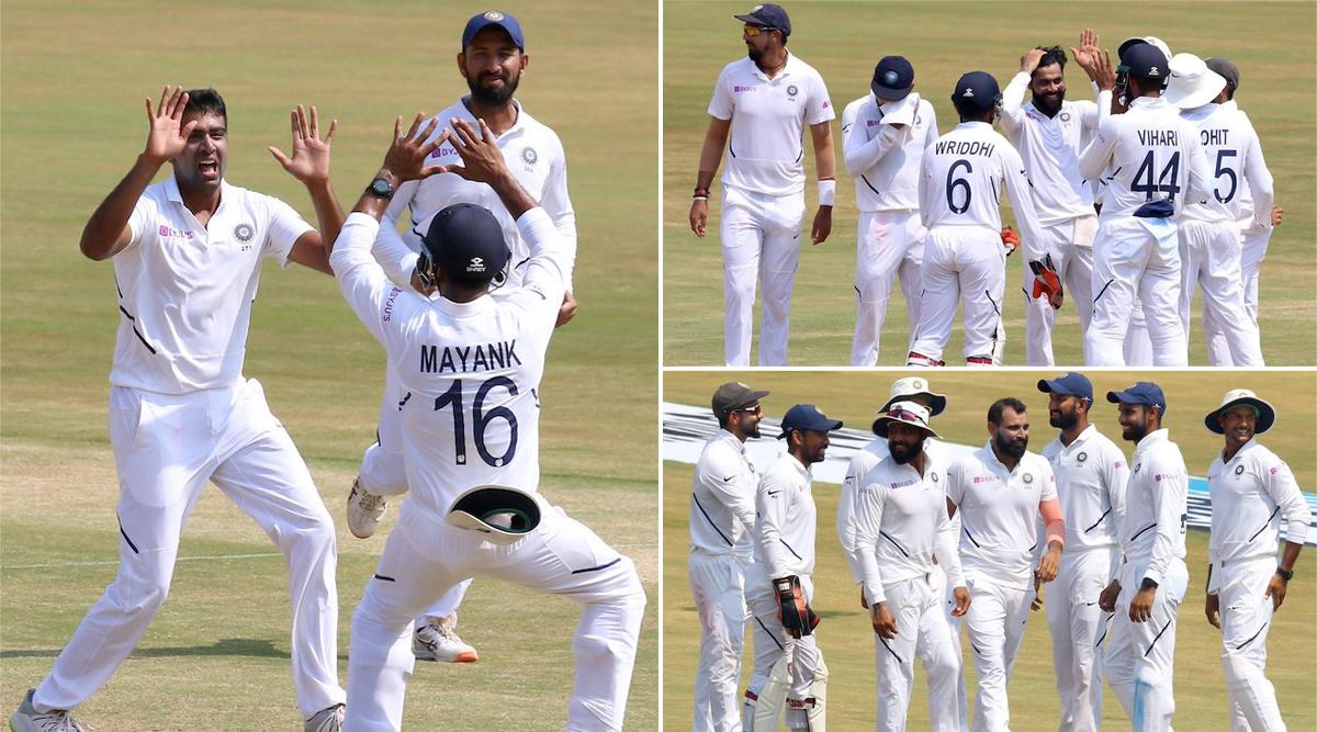 IND vs SA 2nd Test Match 2019: दक्षिण अफ्रीका की खराब शुरुआत, टीम ने 36 रन पर गवांए तीन विकेट