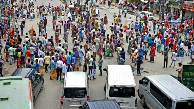 बांग्लादेश: अप्रिय फेसबुक पोस्ट को लेकर भोला जिले में मचा बवाल, झड़प में 4 की मौत 40 से अधिक घायल