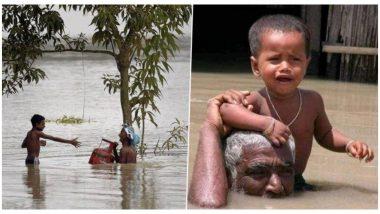 बिहार में भारी बारिश के बाद बाढ़, मरने वालों की संख्या बढकर 55 हुई