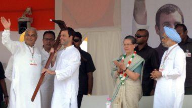 कांग्रेस ने बीजेपी सरकार को घेरने की बनाई योजना, आठ नवंबर को 35 प्रेस कॉन्फ्रेंस को करेगी संबोधित