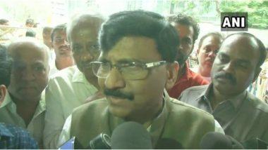 महाराष्ट्र: मुख्यमंत्री पद को लेकर बीजेपी-शिवसेना में खींचतान जारी, संजय राउत बोले- हम अपने स्टैंड से पीछे नहीं हटेंगे
