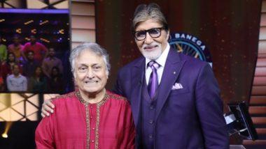 सरोद वादक अमजद अली खान ने कहा- अमिताभ बच्चन के आचरण की हम सराहना करते हैं
