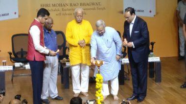 आरएसएस प्रमुख मोहन भगवत का बड़ा बयान, कहा- भारत एक हिन्दू राष्ट्र है