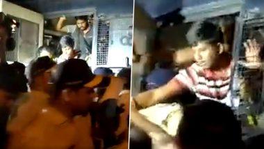 मुंबई: आरे में पेड़ों की कटाई का विरोध जारी, प्रदर्शन कर रहे 29 लोग गिरफ्तार, धारा 144 लागू