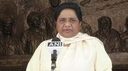 प्रवासी श्रमिकों के मुद्दे पर बसपा प्रमुख मायावती ने केन्द्र व महाराष्ट्र सरकार को घेरा