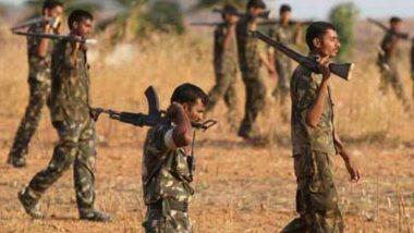 Chhattisgarh: बीजापुर के जंगलों में नक्सलियों के साथ हुई मुठभेड़ में 5 जवान शहीद, 12 घायल