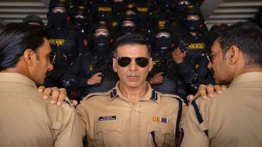अक्षय कुमार ने फैंस को दिया तोहफा, सोशल मीडिया पर पुलिस के अवतार में साझा की अपनी तस्वीर