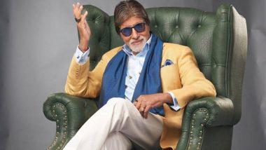 बॉलिवुड के महानायक अमिताभ बच्चन ने जन्मदिन की  शुभकामनाएं देने वालों को ऐसे कहा धन्यवाद