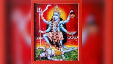 Diwali 2019 Kali Chaudas: मां काली के भक्तों पर काला जादू, टोना टोटकों व असाध्य बीमारियों का नहीं होता असर!