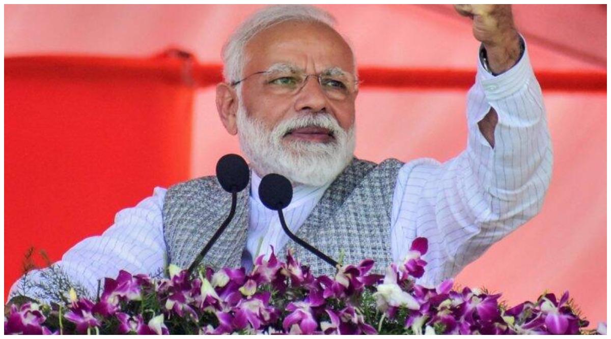 हरियाणा में बोले पीएम मोदी, धारा 370 पर कांग्रेस विदेश में अफवाहें फैला रही है, चुनाव में इसे करें दंडित