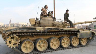 उत्तरी सीरिया में कुर्दिस्तान और तुर्की सेनाओं के बीच झड़प, तोप से गोलाबारी करने के साथ जमीनी हमले शुरू