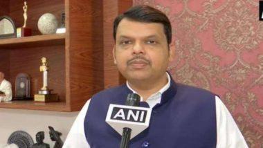 महाराष्ट्र विधानसभा चुनाव 2019: सीएम देवेन्द्र फडणवीस का बयान, कहा- हमने कांग्रेस और NCP को बेनकाब करने के लिए उठाया अनुच्छेद 370 का मुद्दा