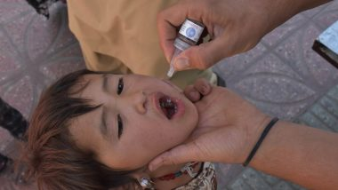 पंजाब में 33 लाख बच्चों को पोलियो ड्रॉप पिलाई जाएगी