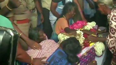 #RIPSujith: जिंदगी की जंग हार गया 2 साल का सुजीत विल्सन, गहरे बोरवेल से निकाली लाश-पसरा मातम