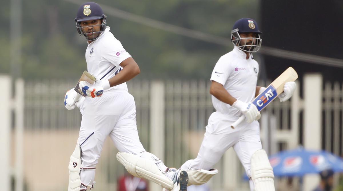 IND vs SA 3rd Test Match 2019: भारत ने अपनी पहली पारी 497/9 पर की घोषित