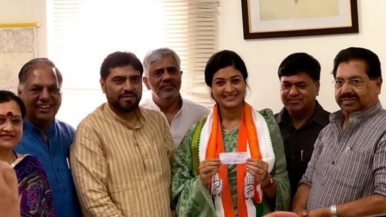 दिल्ली: AAP की पूर्व विधायक अलका लांबा कांग्रेस में शामिल