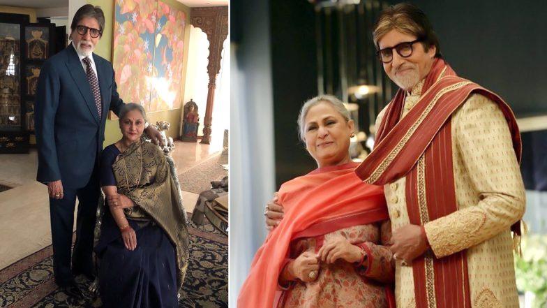 अमिताभ बच्चन नेकरवा चौथ पर जया बच्चन की फोटो शेयर करके कही ऐसी बात, फैंस भी हुए खुश
