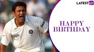 Happy Birthday Anil Kumble: आज 49 वर्ष के हुए फिरकी गेंदबाज अनिल कुंबले, जानिए क्रिकेट से जुड़े रोचक आकड़ें