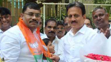 महाराष्ट्र: विधानसभा चुनाव से पहले बीएसपी महासचिव अनिल महाजन बीजेपी में हुए शामिल