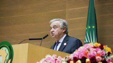 कोरोना वायरस: संयुक्त राष्ट्र महासचिव एंतोनियो गुतारेस की सभी देशों से अपील, सशस्त्र युद्ध को करो खत्म, Covid-19  के खिलाफ साथ मिलकर लड़ो