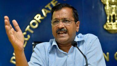 दिल्ली विधानसभा चुनाव 2020: केजरीवाल का बीजेपी पर वार, कहा- चुनाव दिल्ली के 2 करोड़ लोगों व 200 भाजपा सांसदों के बीच